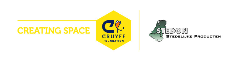 Officiele leverancier van de Johan Cruyff foundation