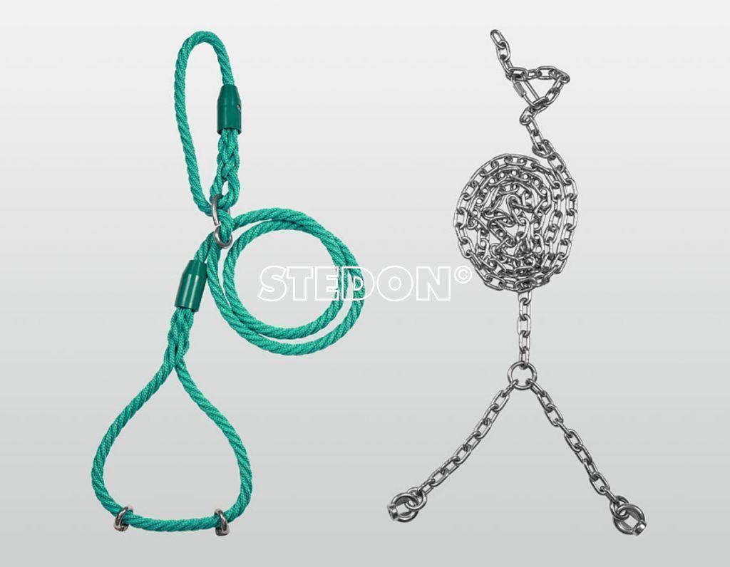 Alternatieve sets voor rubber zitting