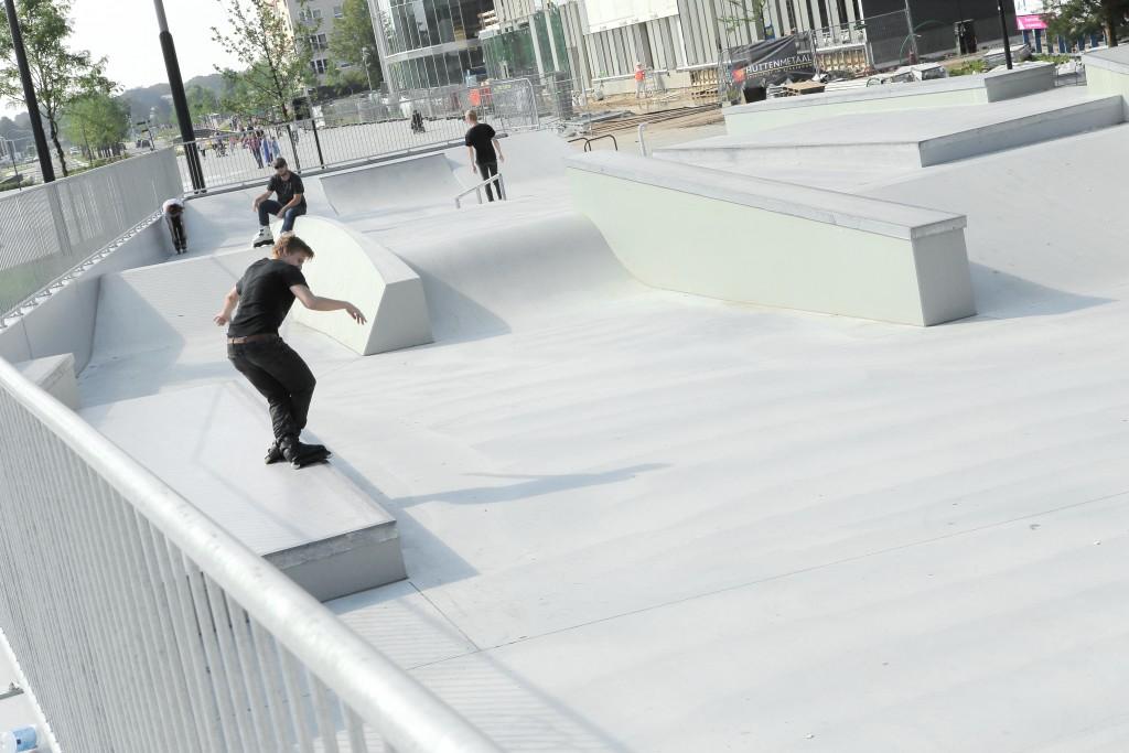 Skatepark Emmen