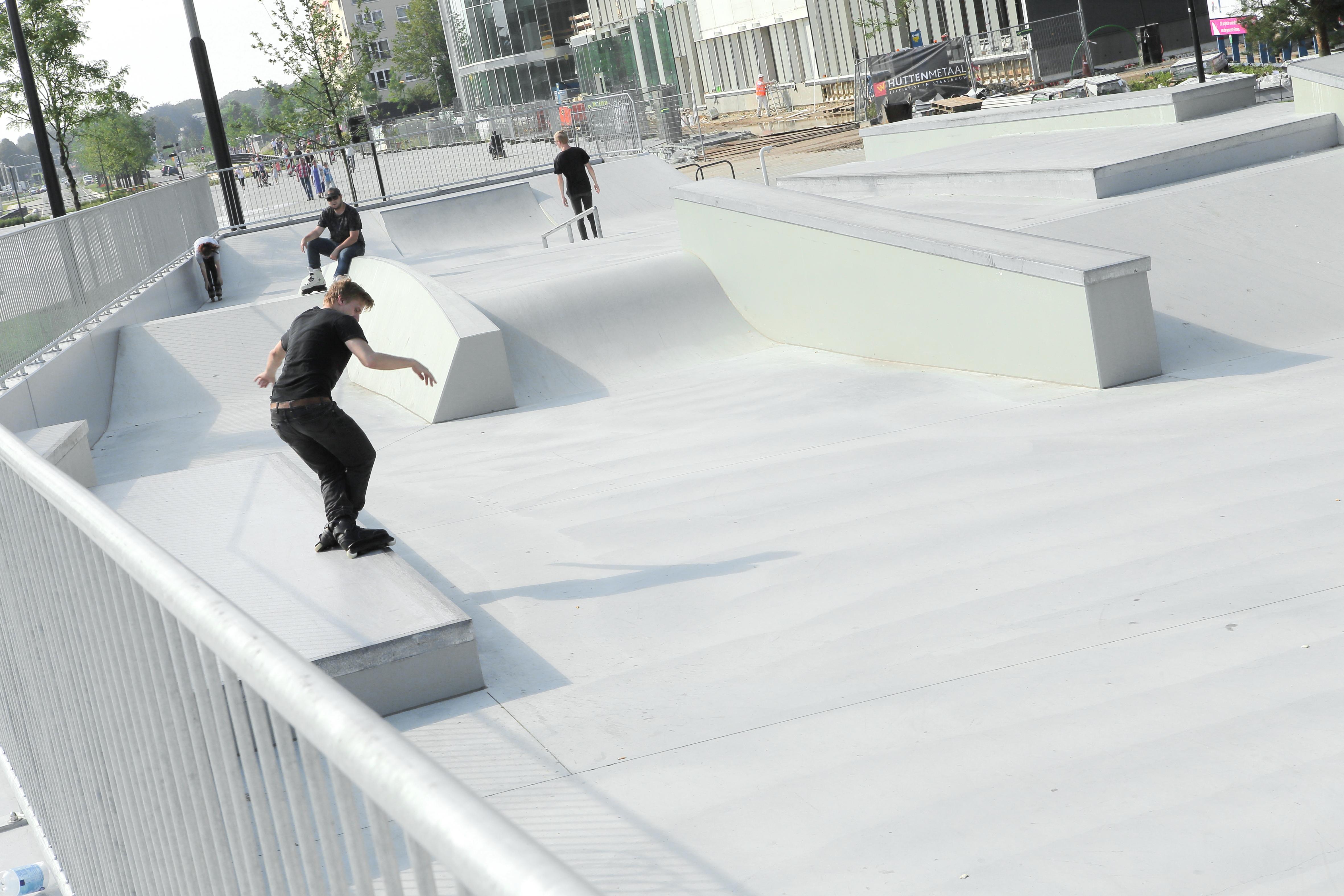 Skatepark-Emmen