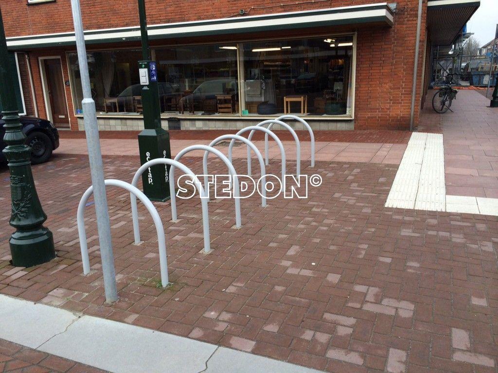 Fietsparkeren straatmeubilair
