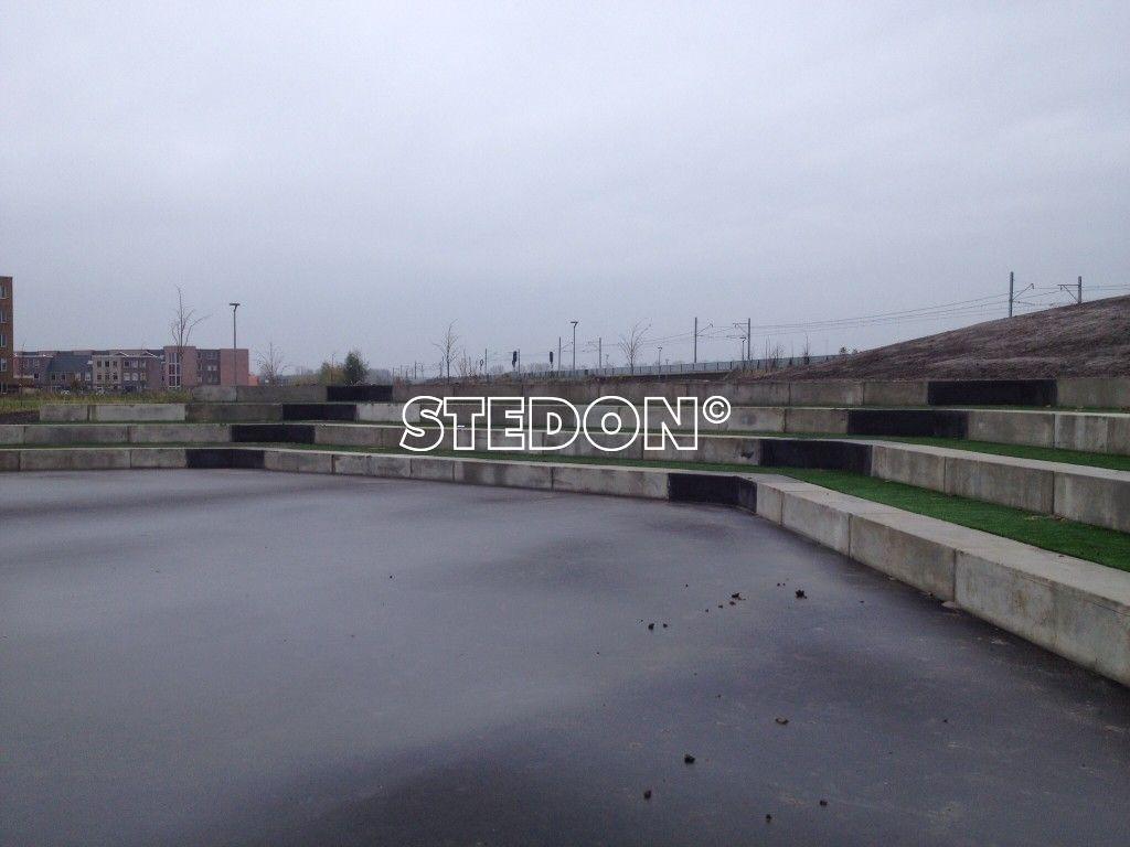 betonproducten amfitheater