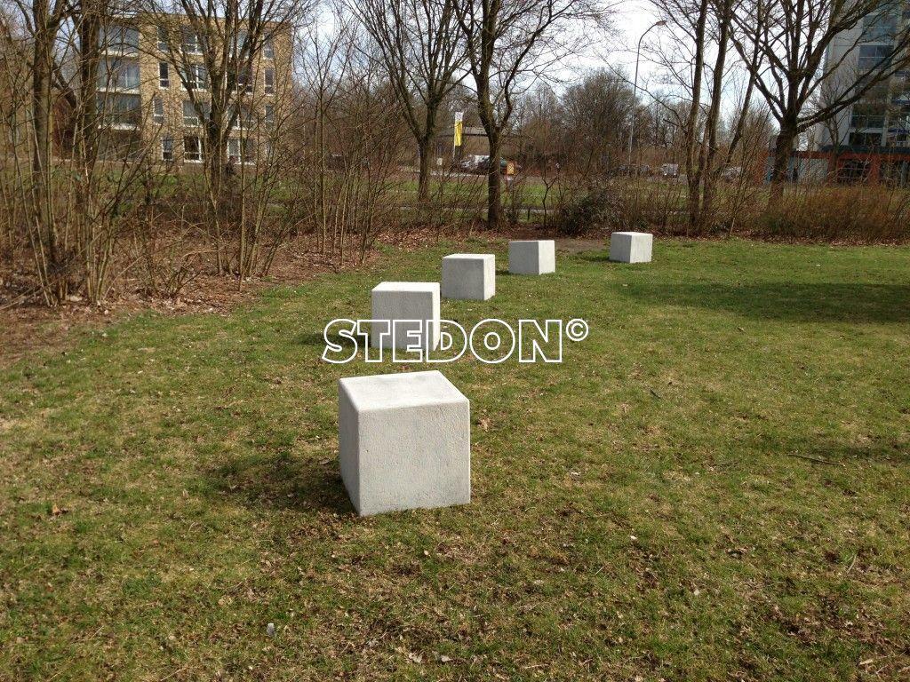 betonproducten zitelementen