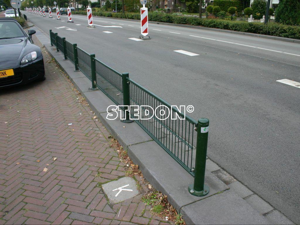 hekwerk straatmeubiliar