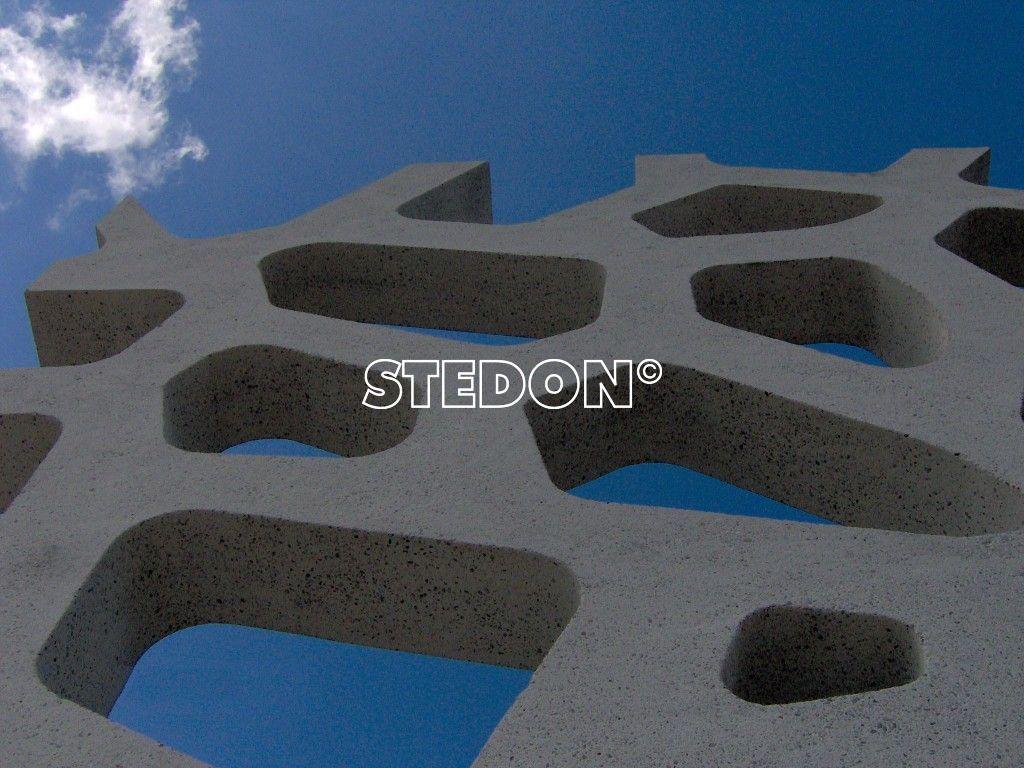betonproducten betonnen buitentrap