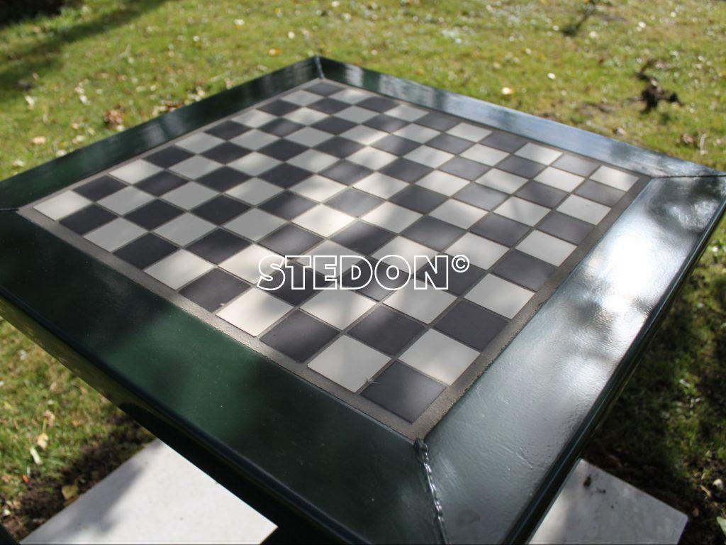 parkbank schaaktafel