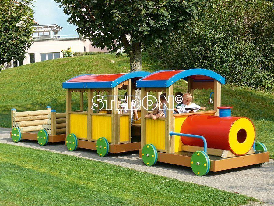 speeltoestellen trein