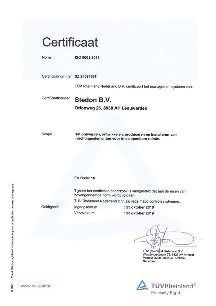 SZ 24091537 get cert ISO 9001