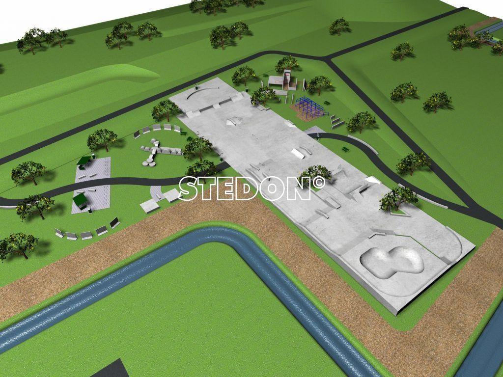 skatepark opbouw afb2