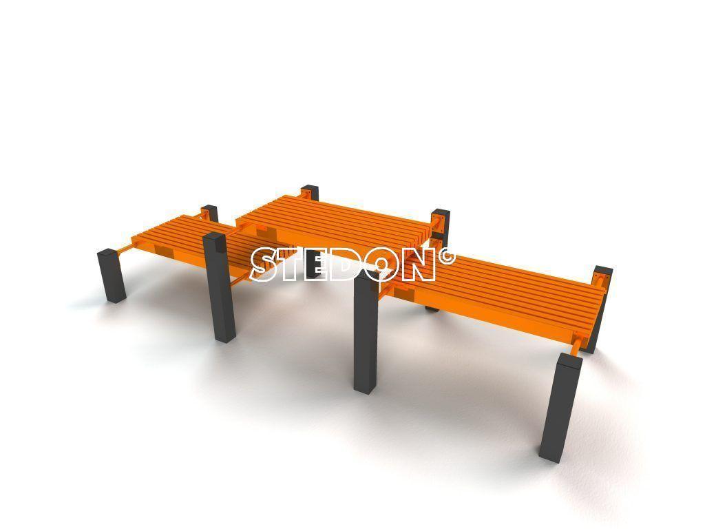 Platform - Triple 1