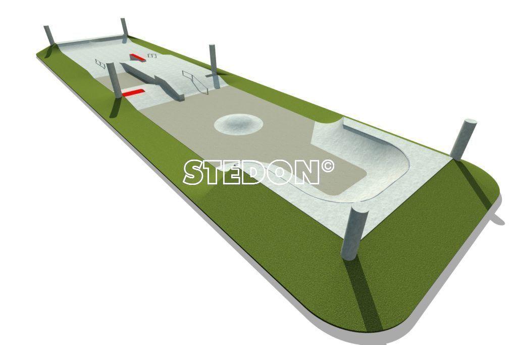 Skateparken skate