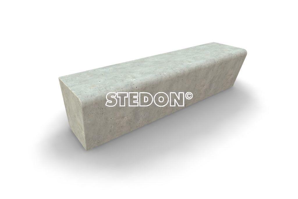 toelopend element beton, toelopend Zit element, toelopend zit elementen, toelopend zitelement, toelopend zitelementen, beton, toelopend betonnen zit element, zitblok, zitblok rechthoek