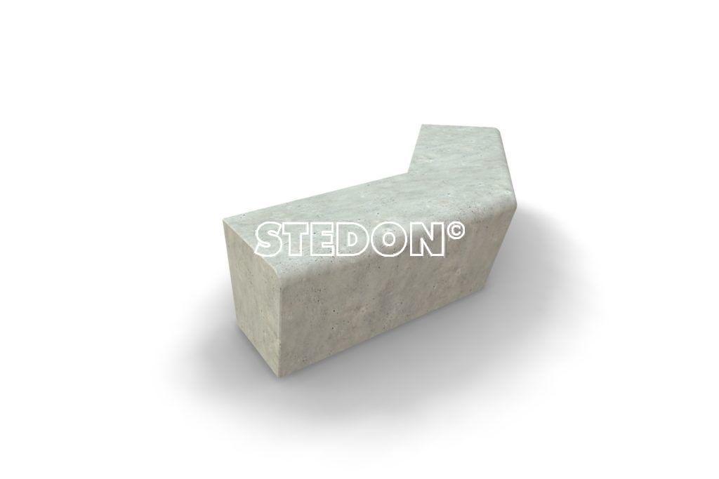 hoek element beton, Zit element, zit elementen, zitelement, zitelementen, beton, betonnen zit element, zitblok, zitblok hoek