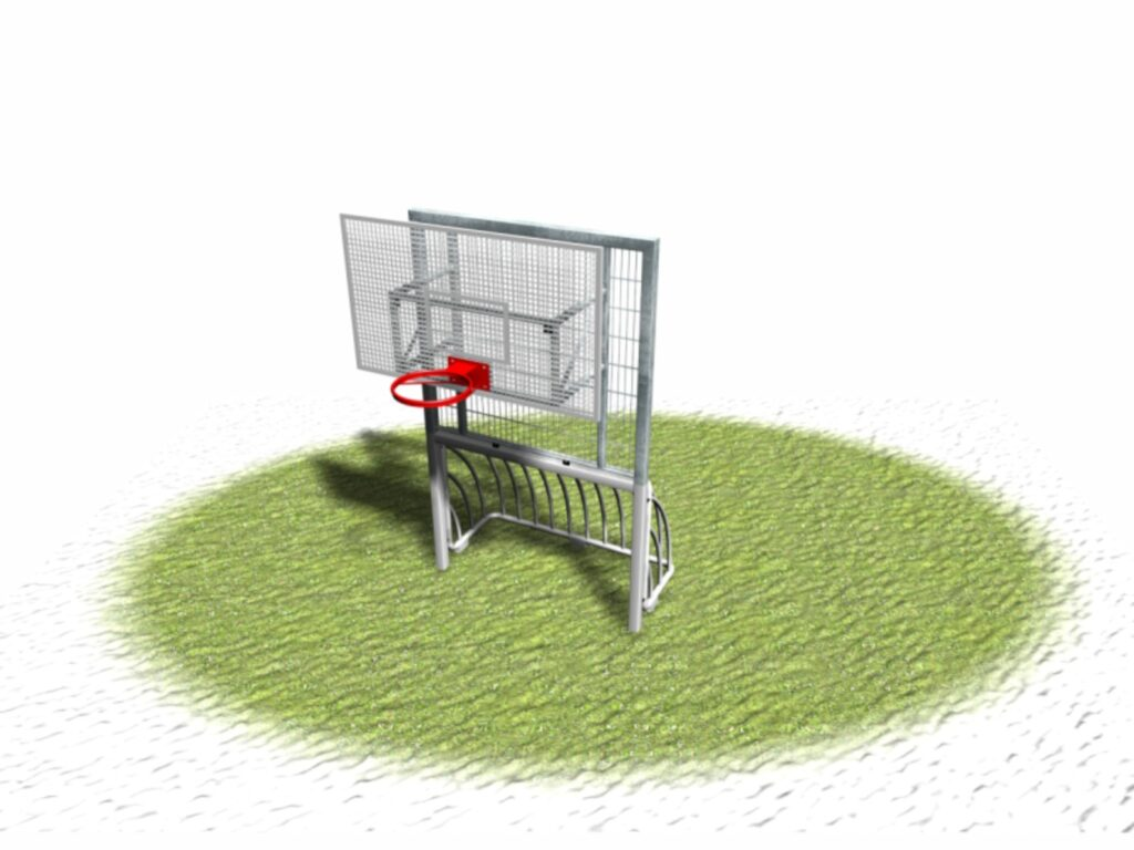 Combinatie doel, combinatie doelen, combi-doel, combi doelen, combineer voetbal en basketbal, multi sport doel