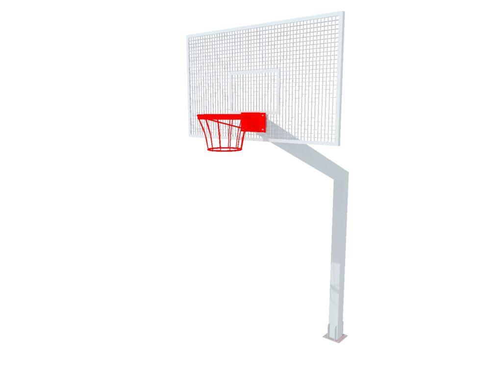 Basketbalpaal, basketballen, basketbalpaal, basketbalpaal heavy duty