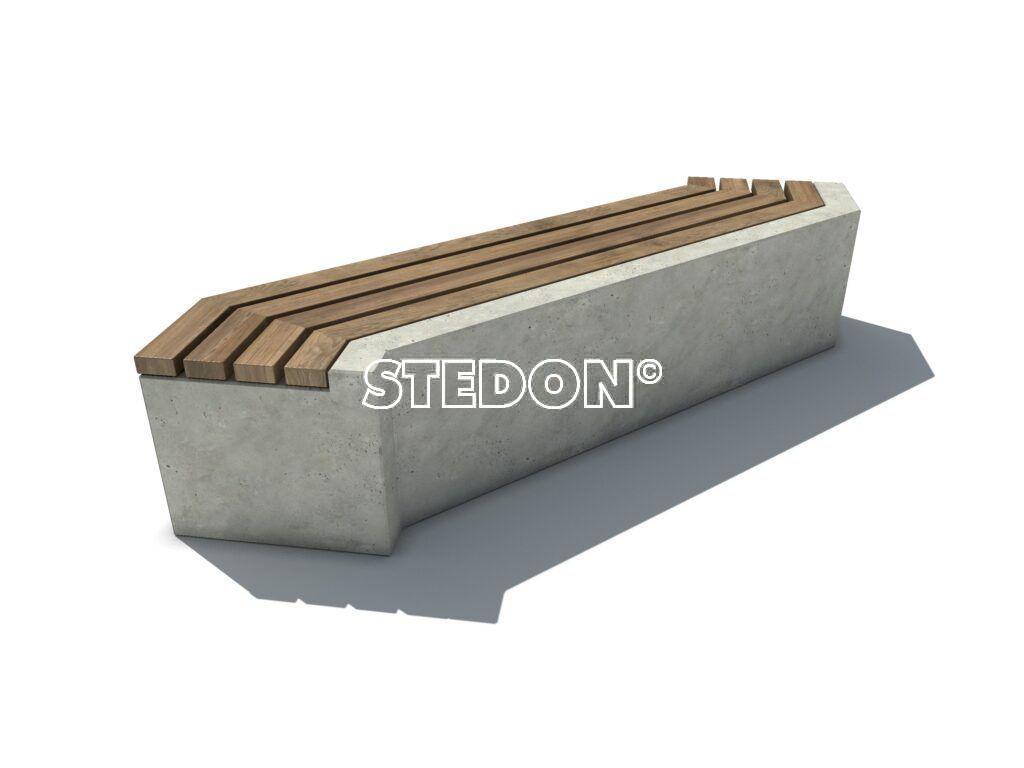 Parkranden, stadsranden, Parkrand, zigzag element beton, Zit element, zit elementen, zitelement, zitelementen, beton, betonnen zit element, zitblok, zitblok zigzag