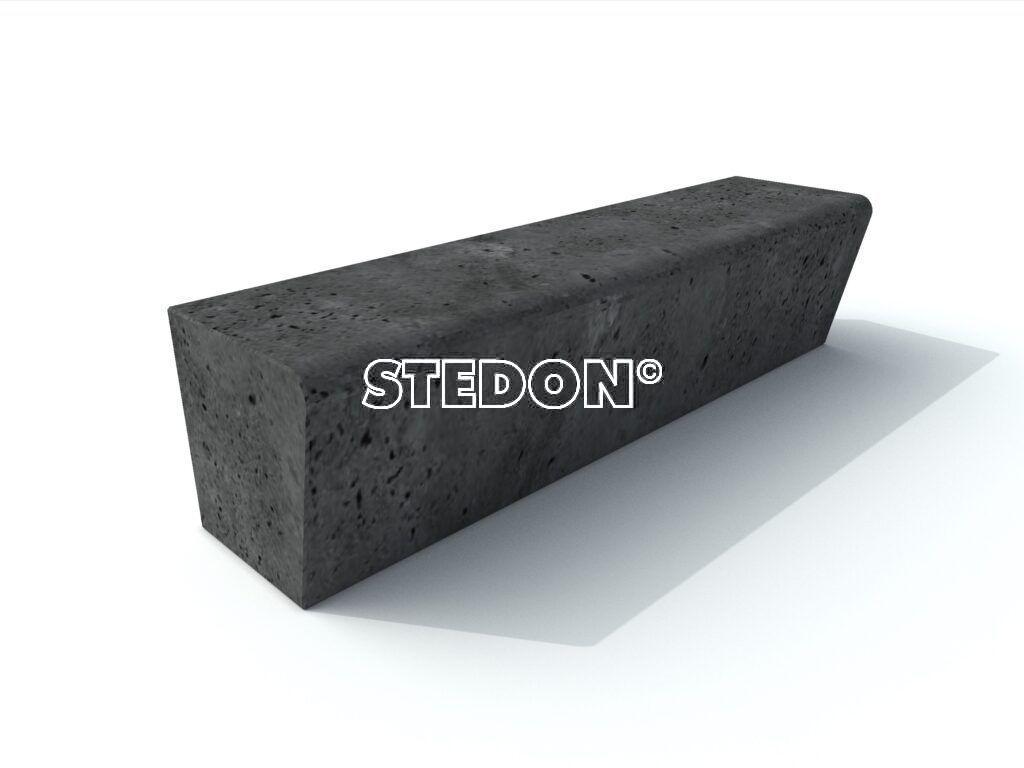 Antraciet beton, Parkranden, stadsranden, Parkrand, Basis element beton, Zit element, zit elementen, zitelement, zitelementen, beton, betonnen zit element, zitblok, zitblok rechthoek